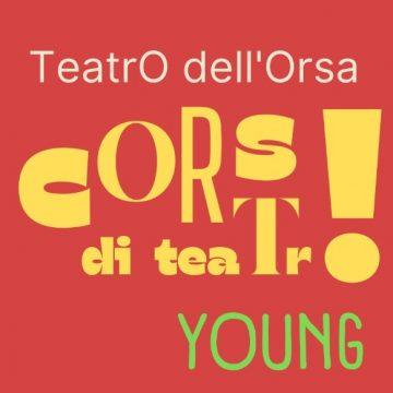 Corsi di Teatro Young! open weeks dal 27 settembre al 5 ottobre